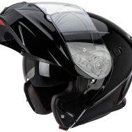 casco modulare moto scooter Scorpion EXO 920 SOLID black