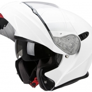 casco modulare moto scooter Scorpion EXO 920 white