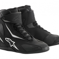 Scarpe Alpinestars FASTBACK- 2 DRYSTAR RIDING SHOE Black White