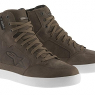 Scarpe Alpinestars J 6 WATERPROOF RIDING SHOE Brown
