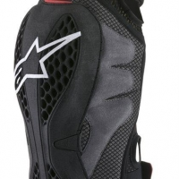 Ginocchiere Alpinestars SEQUENCE KNEE PROTECTOR BLACK RED