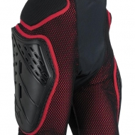 Shorts Alpinestars BIONIC FREERIDE SHORTS BLACK/RED OFF ROAD CROSS