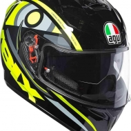 Casco Integrale AGV K 3 SV NEW SOLELUNA 46 TOP