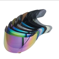 VISIERA FUMO SCURO SCORPION COMPATIBILE PER CASCO EXO 490/500/1000