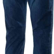 JEANS PANTALONI MOTO SCOOTER COPPER V2 DENIM MID TONE PLUS BLUE PROTEZIONE CE