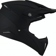 CASCO OFF ROAD MOTO CROSS FUORISTRADA SUOMY X-WING PLAIN MATT BLACK