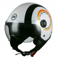 CASCO MOTO SCOOTER DEMI-JET BHR 801 ONE COOL A