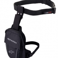 ALPINESTARS BORSA BORSELLO DA GAMBA NERO ACCESS THIGH BAG