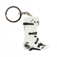 ALPINESTARS PORTACHIAVI NEW TECH 10 BOOT KEYFOB MOTO CROSS OFF ROAD CASUAL
